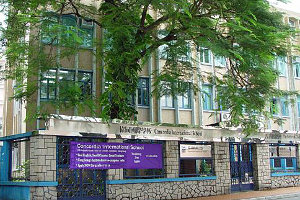 A photo of Concordia International School