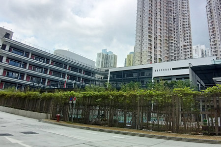 A photo of Pak Tin Catholic Primary School