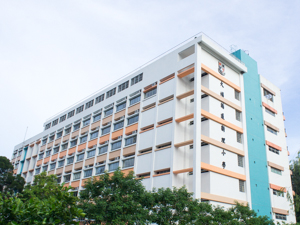 A photo of Tai Po Methodist School