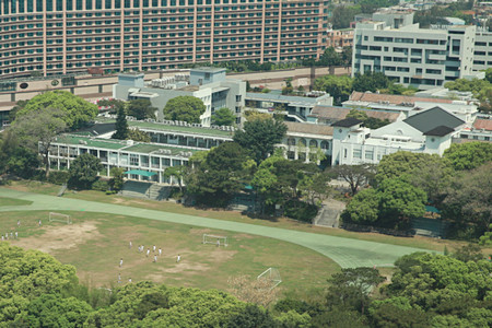 A photo of Diocesan Boys' School