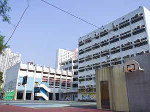 A photo of Shi Hui Wen Secondary School